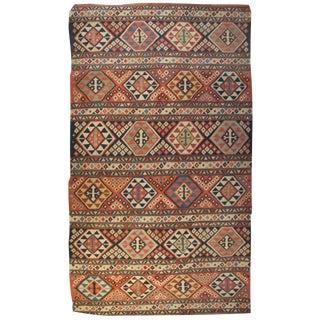 19th Century Shrivan Kilim Rug
