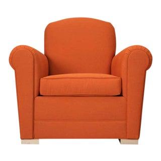 Custom Built Outdoor Club Chair