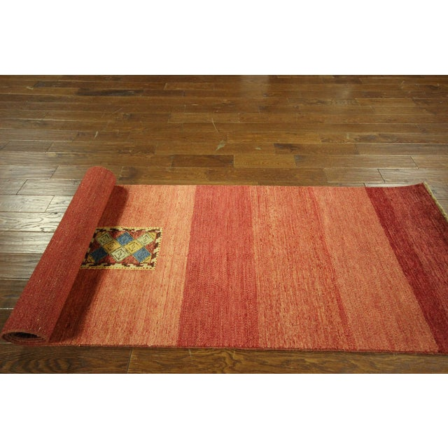 Modern Collection Gabbeh Runner - 2′9″ × 10′ - Image 8 of 9