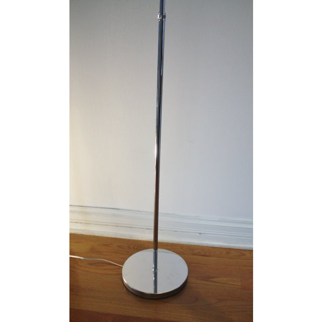 Koch Amp Lowy Adjustable Chrome Floor Lamp Chairish