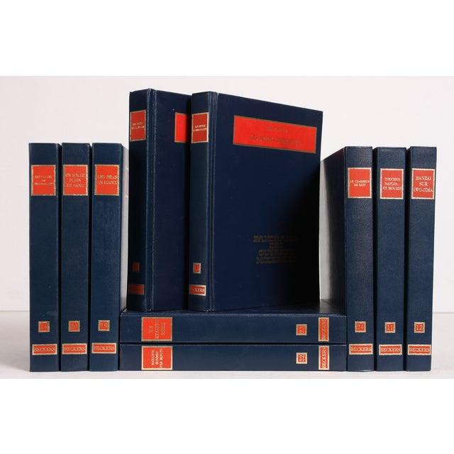 Image of French Designer Books - Set of 10