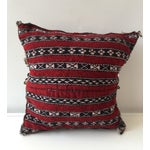 Image of Moroccan Dhurrie Pillow