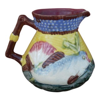 Shorter & Son Fish Pitcher