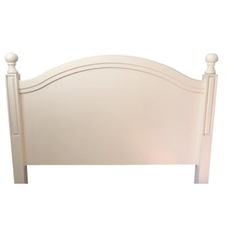 Pottery Barn Kids Wood Queen Headboard