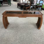 Image of Chinoiserie Asian Style Console Table