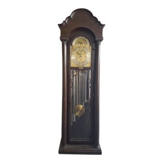 1919 Herschede Grandfather Clock
