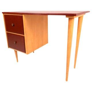 j.b. Van Sciver Co Mid-Century Petite Writing Desk