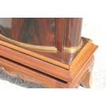 Image of Jules Leleu French Art Deco Palisander Console Tables - A Pair