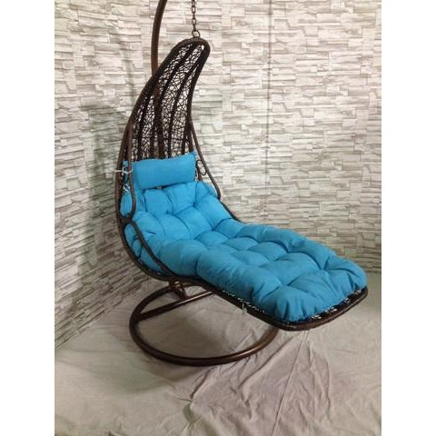 Rattan Swing Chair/Bed - Image 2 of 7