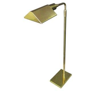 1970's Brass Floor Lamp by Koch & Lowy