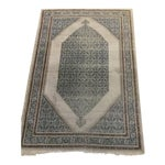 Image of Early 20th Century Handmade Persian Rug - 4′ × 6′2″