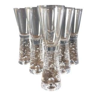 Scandinavian Modern Shot Glasses - Set of 7