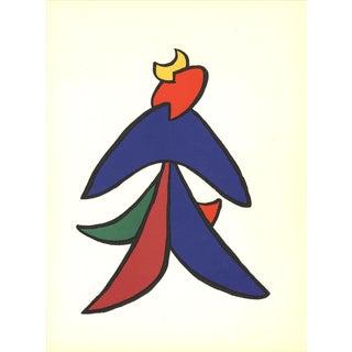 1963 DLM No. 141 Page 2 Lithograph by Alexander Calder