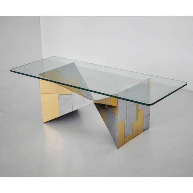 Image of Paul Evans Cityscape Coffee Table