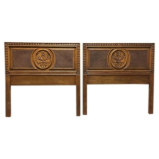 Antique Twin Headboards - Pair