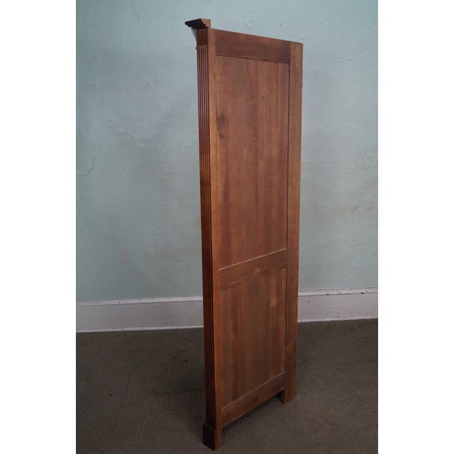 GEKA Grange French Country Cherry Corner Cabinet - Image 3 of 10