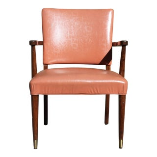 "Mid-Century ""Indiana"" Chair"