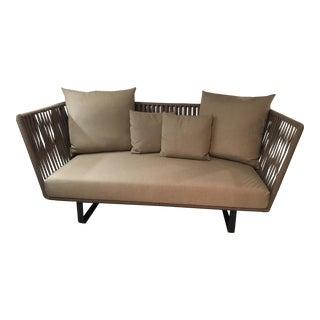 Kettal Bitta 2 Seater Outdoor Sofa
