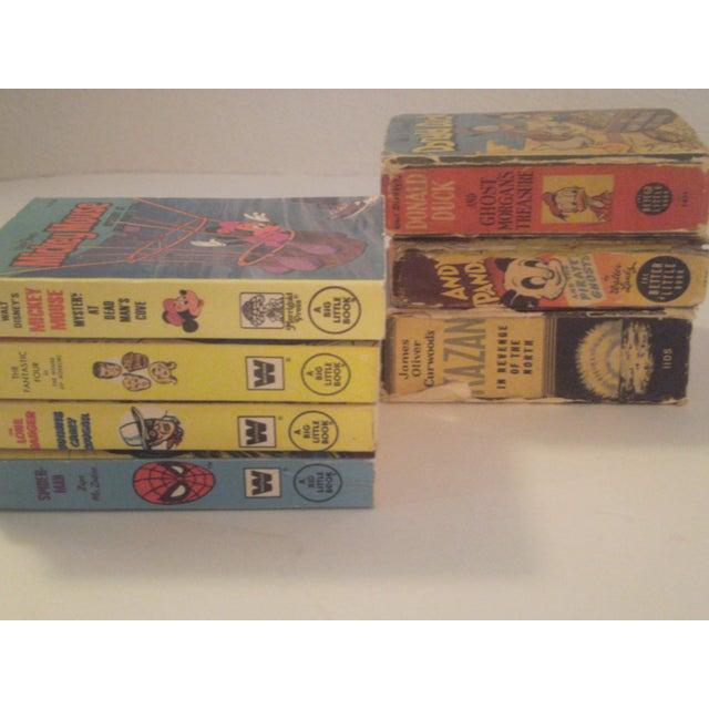Vintage Little Big Books - Set of 5 - Image 3 of 9