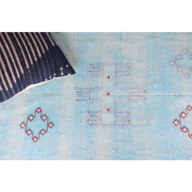 Moroccan Cactus Silk Carpet - 2′11″ × 4′11″ - Image 3 of 6