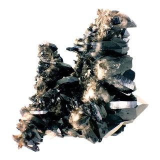 Collector Piece Spectacular Smokey Quartz Crystal Specimen
