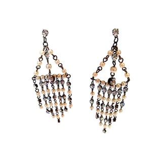 1970s Chandelier Earrings