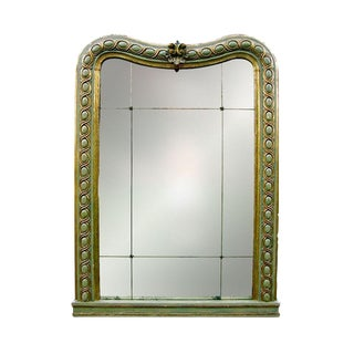 19th Century Ornate Italian Mirror