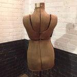 Image of Antique Adjustable Dress Form Mannequin