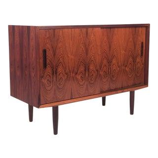 Vintage Poul Hundevad Danish Rosewood Sideboard