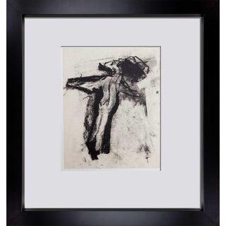 1988 Willem De Kooning Framed Lithograph