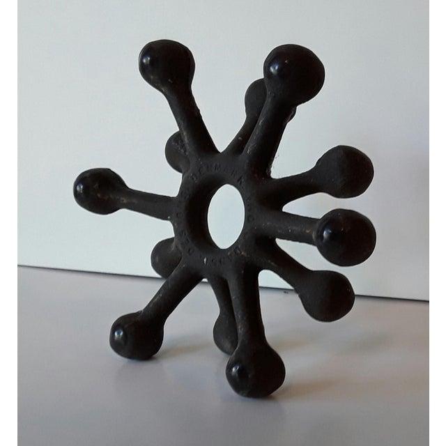 Dansk Danish Modern Spider Iron Candle Holder - Image 5 of 6