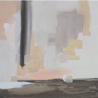 Abstract Painting - Head West at Desperation