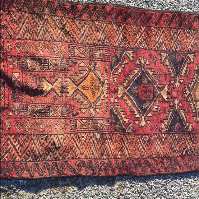 "Baluchi Persian Rug, 2'5"" x 3'7"" - Image 3 of 8"