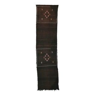 """Vintage Moroccan Cactus Silk - 1'10"""" X 7'8"""""""