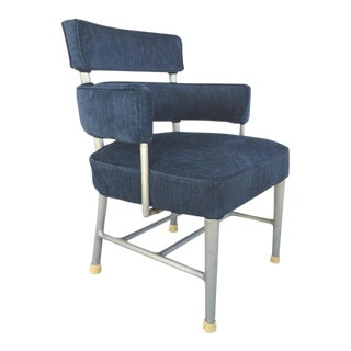 S.S. United States Oceanliner Dining Room Chair, circa 1950