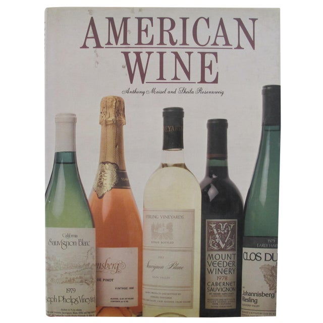 American Wine by Anthony Moeisel & Sheila Rosenz - Image 1 of 7