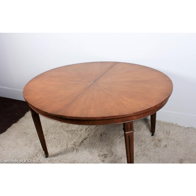 Image of Baker Traditional Dining Table