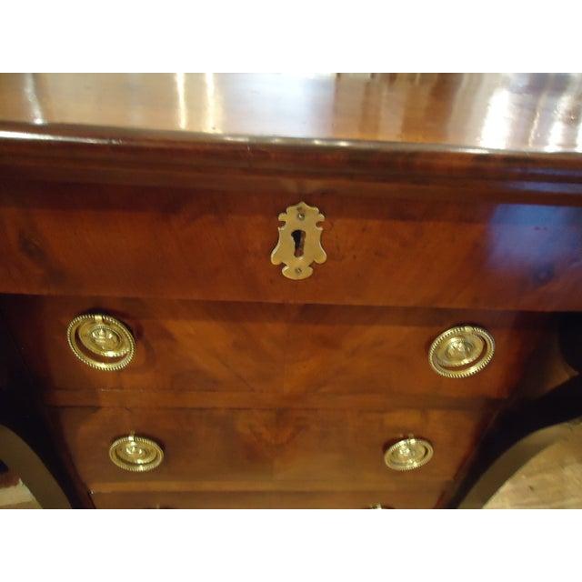 19th Century Petite Empire Dresser - Image 9 of 9