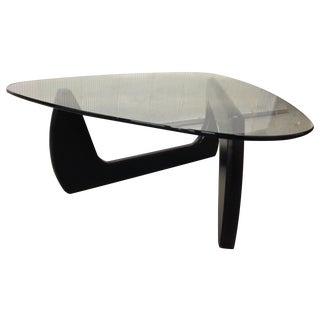 Isamu Noguchi Inspired Modern Coffee Table