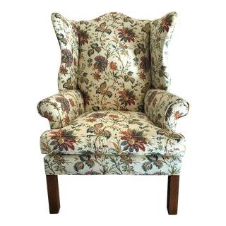 Ethan Allen Montville Wingback Chair