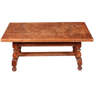 19th C. Oak Table or Bench