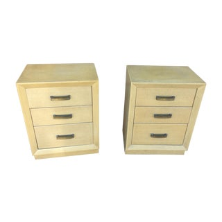 Robsjohn Gibbings John Stuart Nightstands - Pair