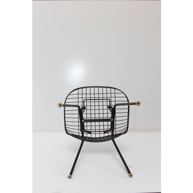 Herman Miller Wire Side Chair - Image 6 of 10