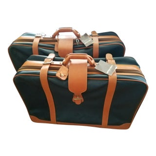 Bottega Veneta Suitcase Set - A Pair
