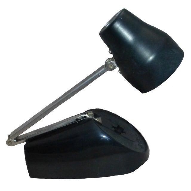 Image of Mid-Century Style 1970s Japanese Task Lamp