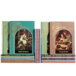 The Enchanted World Books - Set of 18