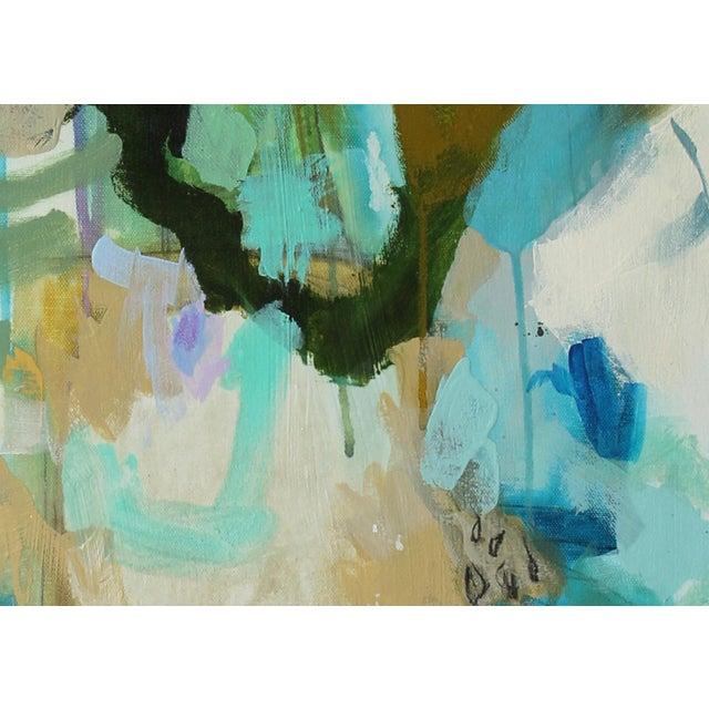 """Moko Jumbie"" Original Painting by Gina Cochran - Image 4 of 5"