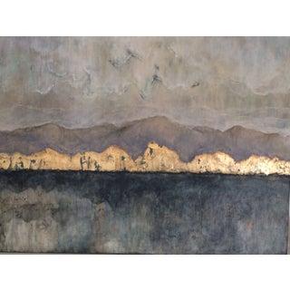 "Pamela Harmon ""Home on the Range"" Painting"