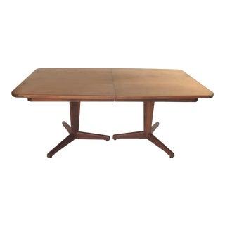John Keal for Brown Saltman Dining Table