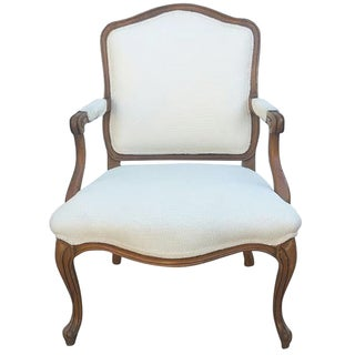 French Armchair in Louis XV Style